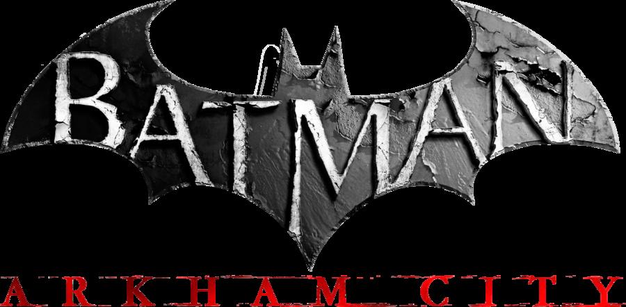 Batman Arkham City Logo Render Batman Arkham City City Logo Arkham City
