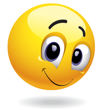 Shyly Smiley | Smiley, Smileys and Emojis