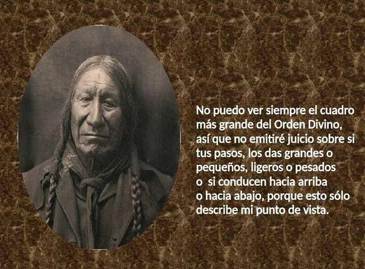 Resultado De Imagen Para Pensamientos Indios Hopis