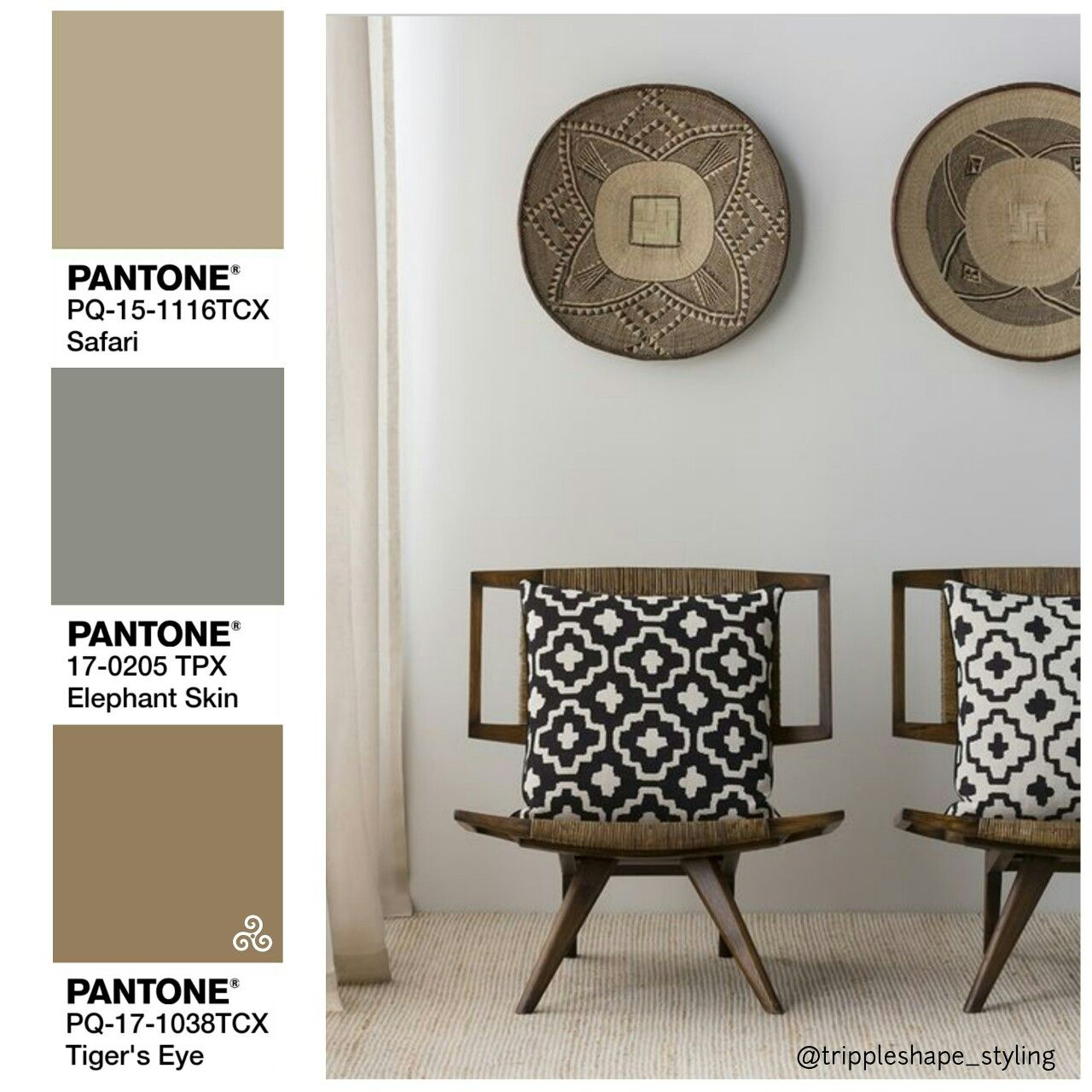 african interior trends 2017 african colors and tribal patterns