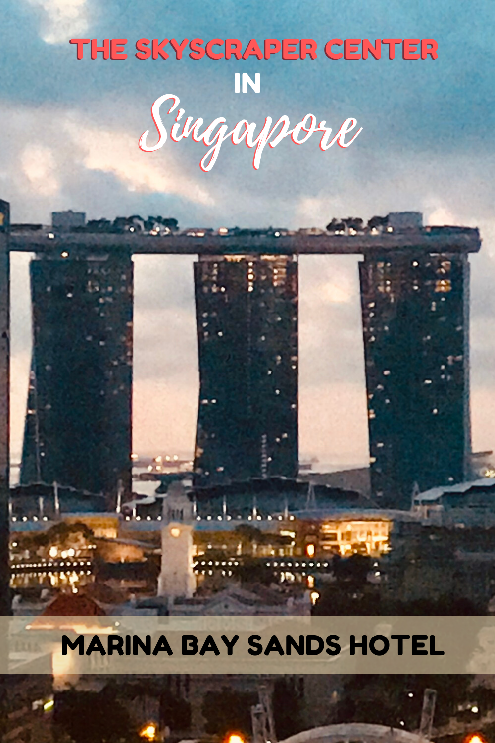 Singapore Today Is Known As One Of The Best Cities In The World To