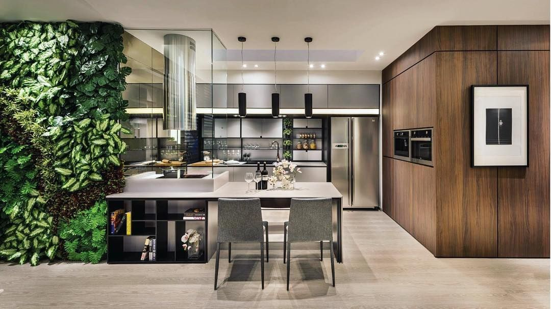HomeWorks Singapore On Instagram Fully Equipped Modern Kitchen Ciseern Homeandworks