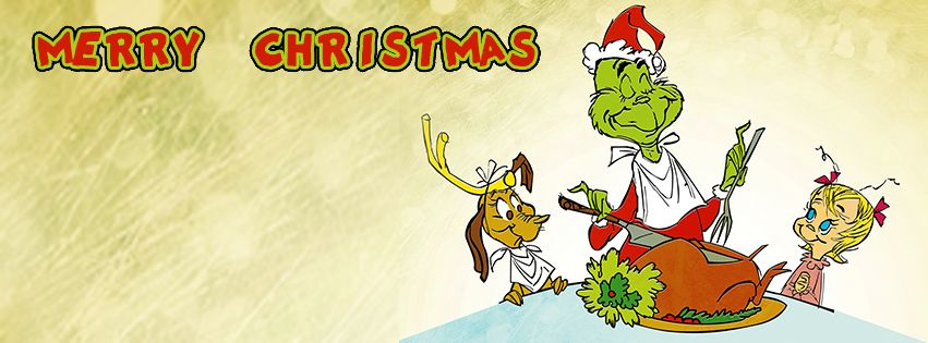Grinch Christmas Drseuss Facebook Timeline Cover Image Facebook Timeline Covers Facebook Cover Facebook Cover Photos