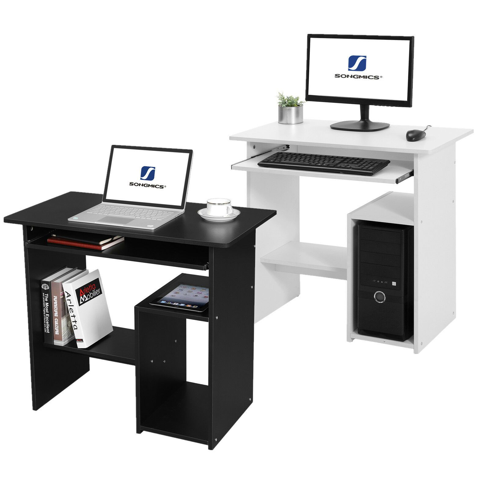 Bureau Informatique Table Informatique Meuble De Bureau Pour Ordinateur Pc Table Informatique Idées De Informatique In Desk Work Station Desk Workstation