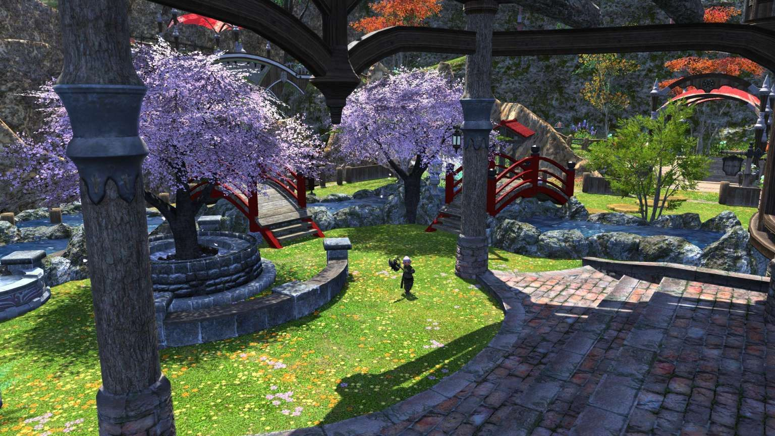 10 Excellent Ffxiv Front Yard Ideas Collection Front Yard Gardenflowery Com Front Yard Home Garden Design Yard