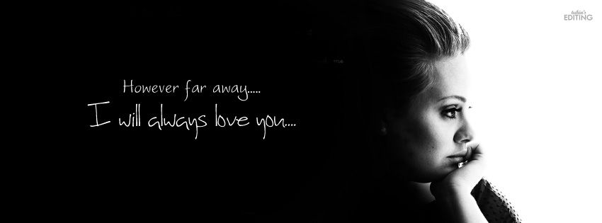 Photography Fb Covers Adele Lovesong Fb Cover By Tuhin98 On