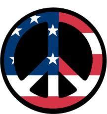 Our Peace Flag Peace Sign Peace And Love Peace