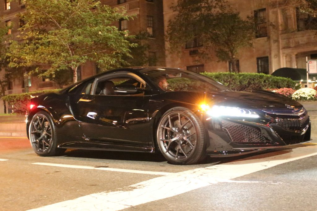 The Classic CustomBuild 2018 Acura NSX (With images