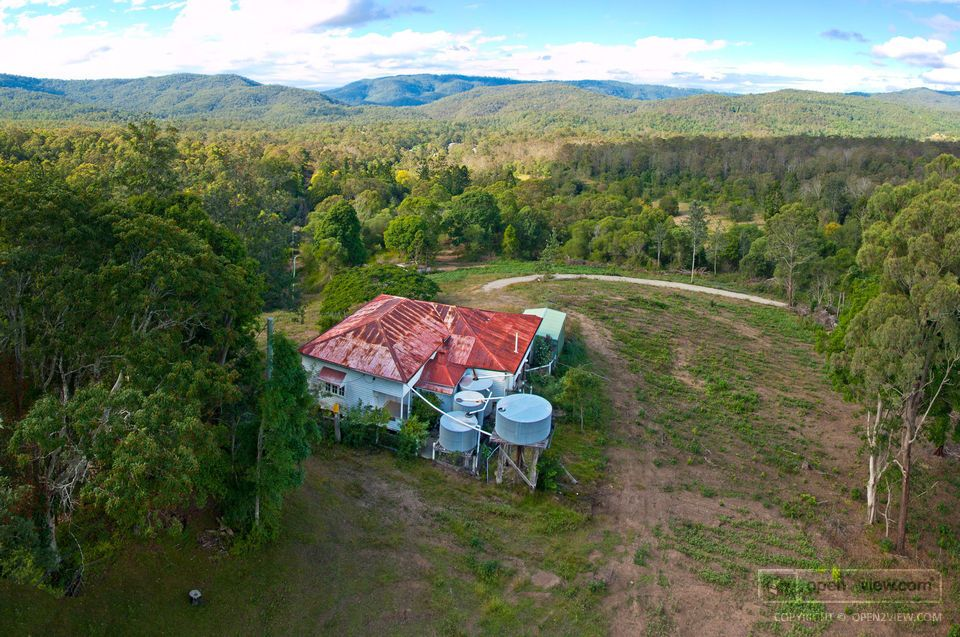 Open2view ID#312024 (3361 Beechmont Road) - Property for sale in Canungra, Australia