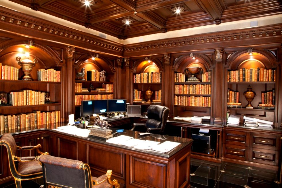 Luxury Home Office Furniture Google Search Traditional Home
