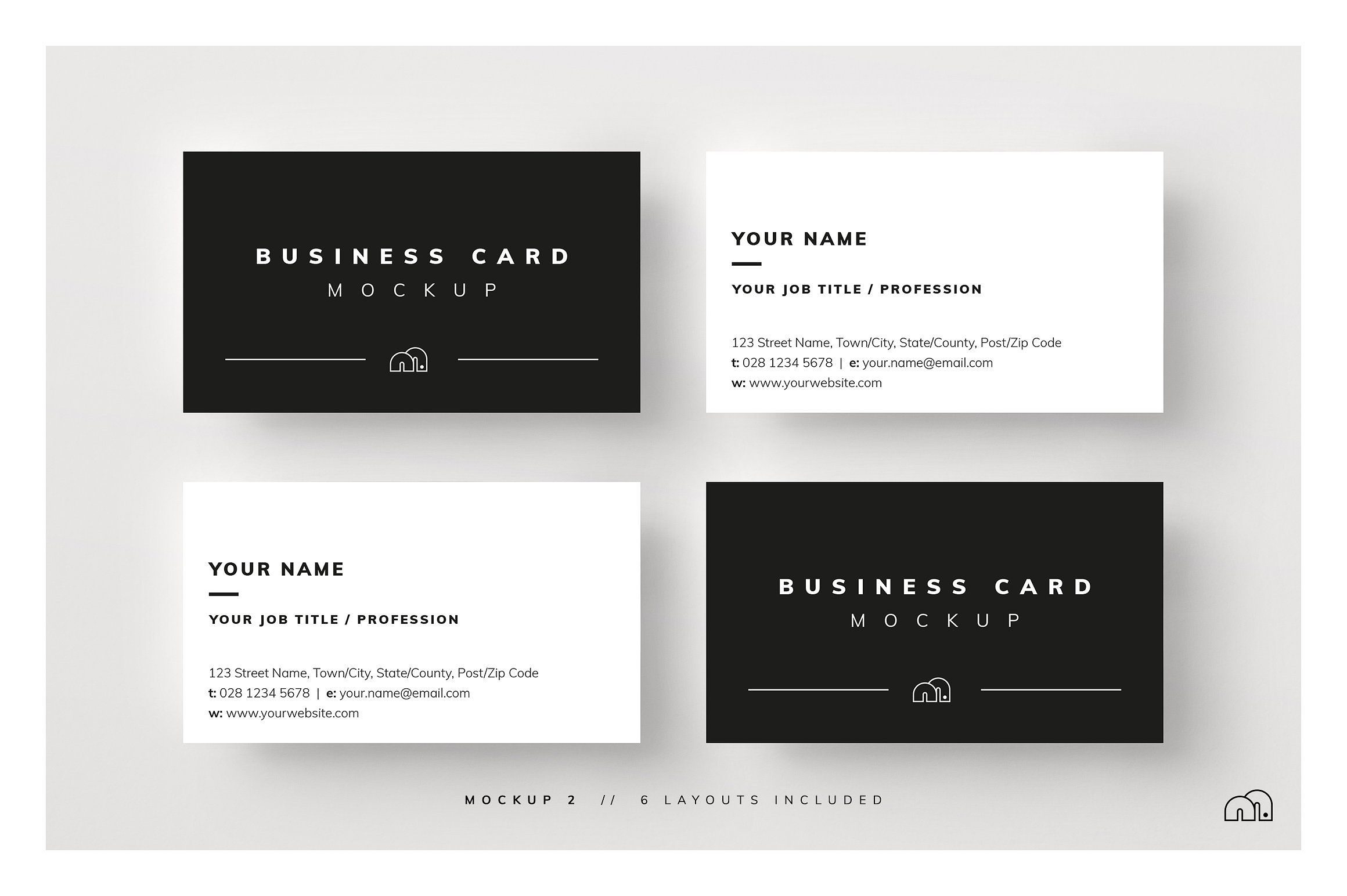 Business card mockup mock up business cards and template business card mockup by bilmaw creative on creativemarket professional and minimal business card presentation mockup templates these templates are packed colourmoves