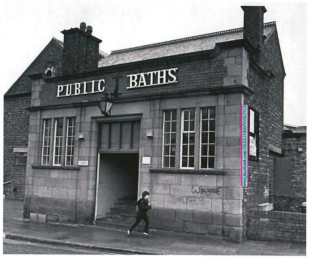Garston Baths Liverpool Pinterest Bath And Liverpool Town