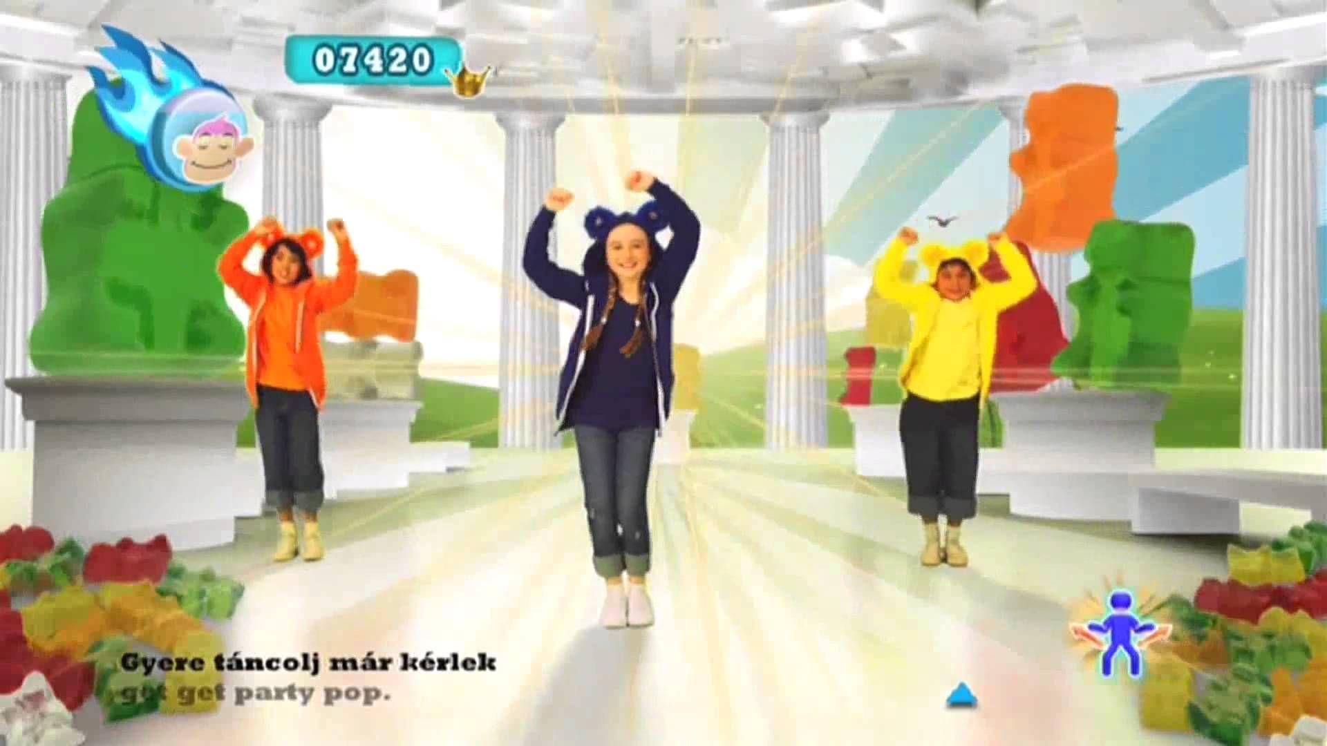 Just Dance Kids 2 I Am A Gummy Bear Just Dance Kids Gummy Bear Song Kids Dance