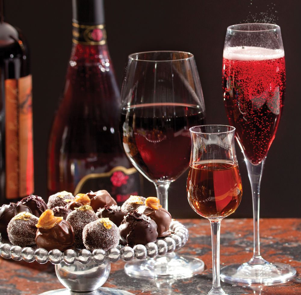Find Tips On How To Pair Wine And Chocolate At Cambriastyle Com Chocolate Wine Wine Tasting Party Wine Drinks