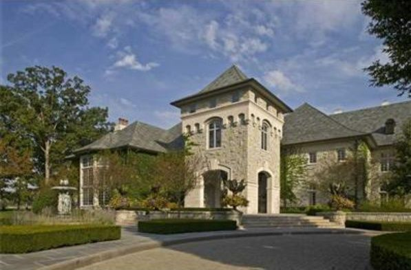 The Most Expensive House In Indiana Has An Incredible 24 Bathrooms