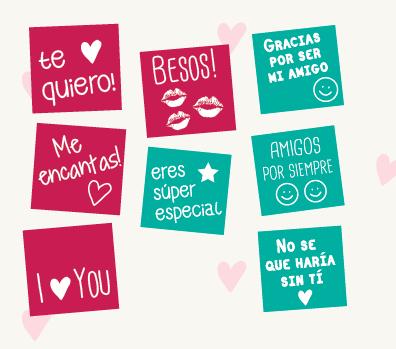 Resultado de imagen para stickers de amor