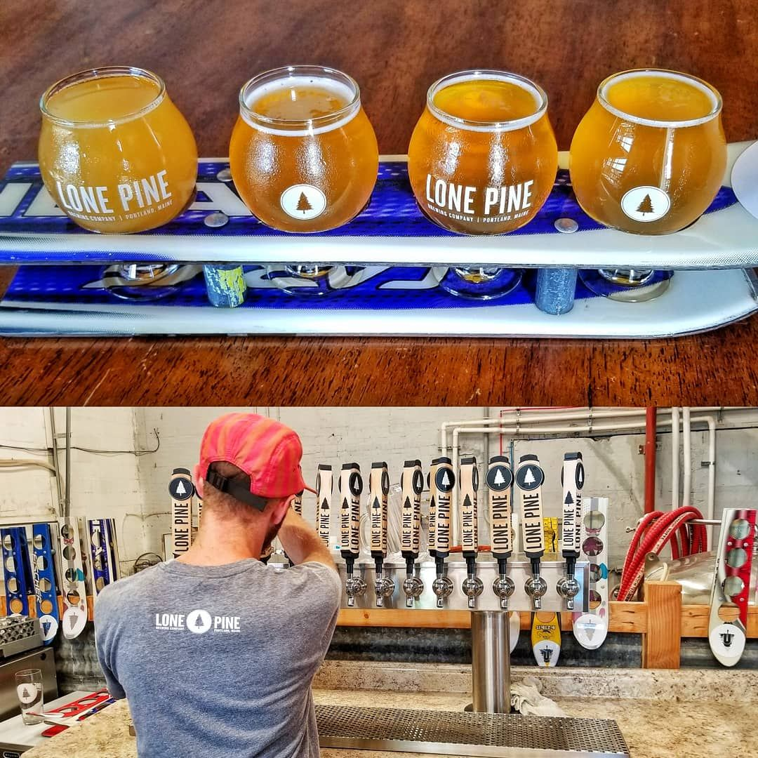 Portland Maine Craft Breweries Brewery Craft Beer Brewing Company