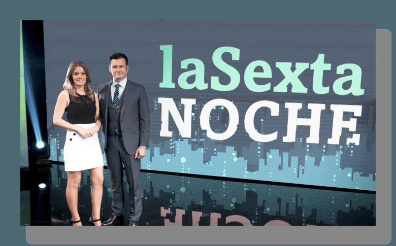 Lasexta Noche Cadena De Televisión Serie De Television Series