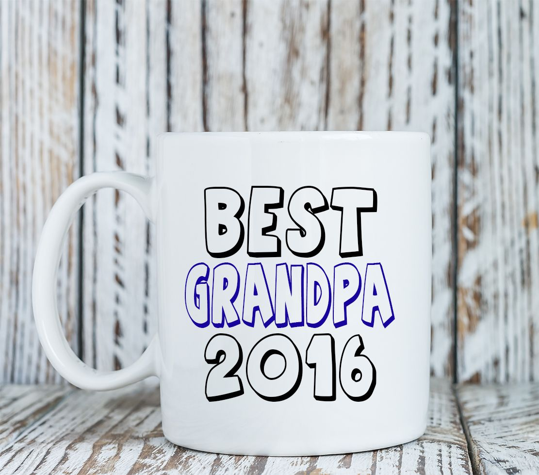 #BestGrandpa2016 Gift #Coffee #Mugs Cup Set http://ow.ly/XCQh1