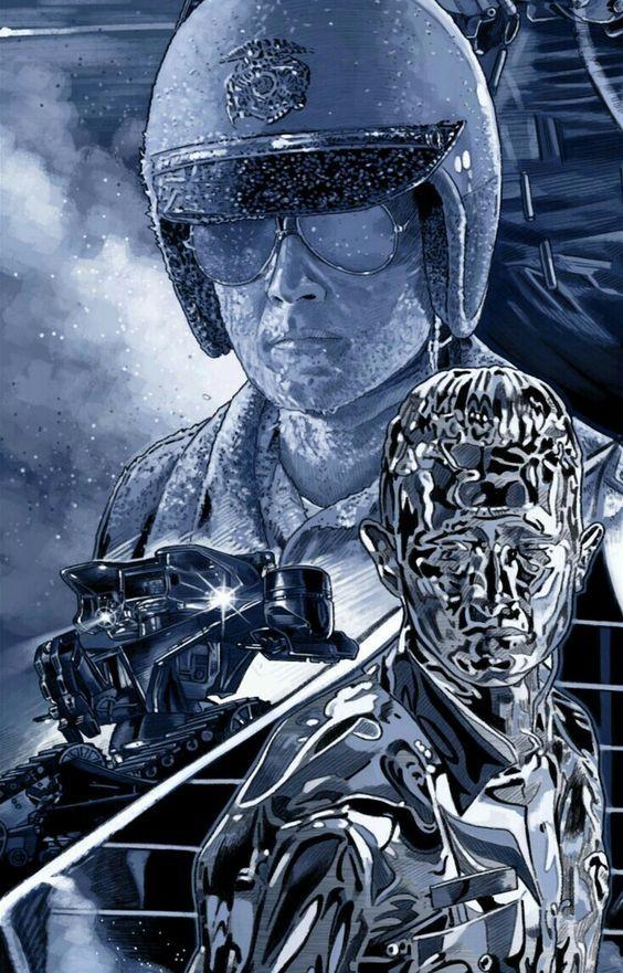 Clique Na Imagem E Saiba Mais Terminator 2 Judgement Day T
