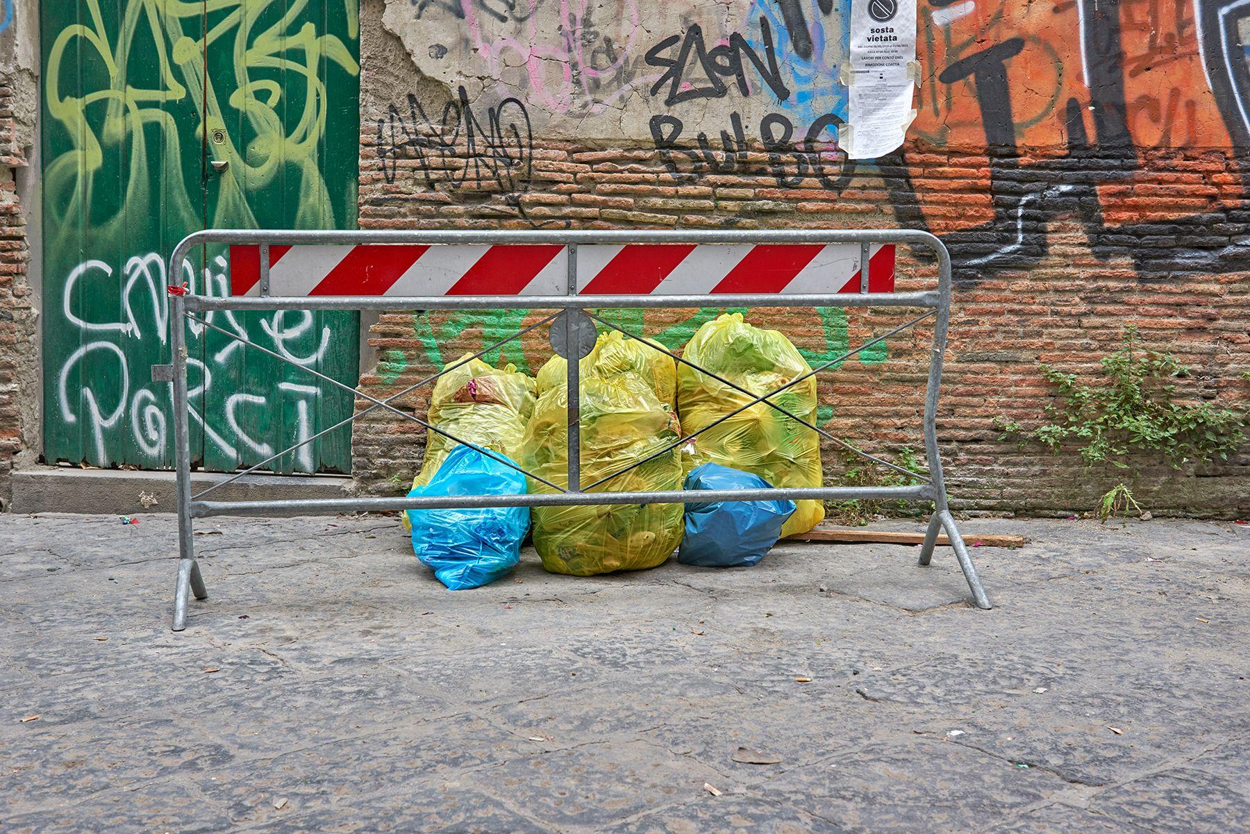 El negocio de la basura