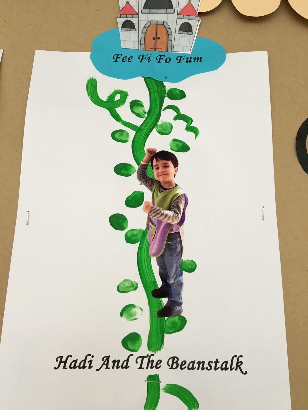 Jack And The Beanstalk Art Ideas