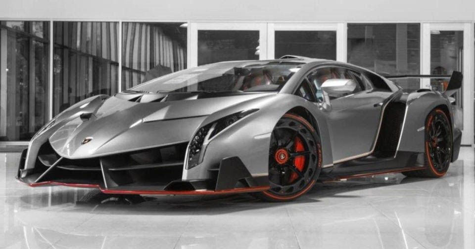 Someone Is Asking $9.4 Million For A Brand New Lamborghini Veneno # Lamborghini #Lamborghini_Veneno