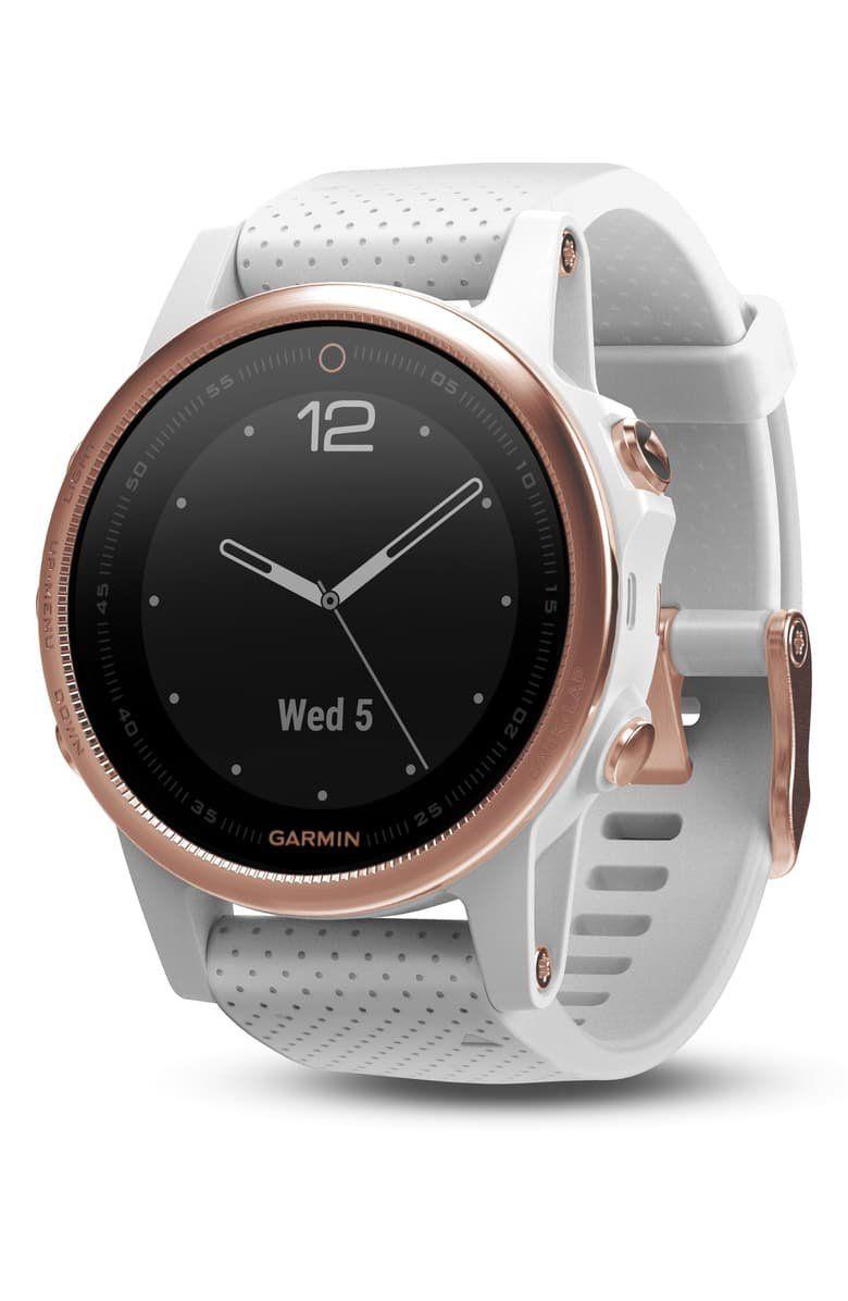 Garmin fenix® 5S Sapphire Premium Multisport GPS Watch
