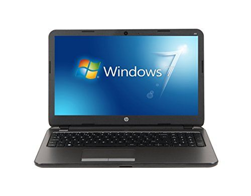 New Hp 255 G3 Quad Core Laptop Windows 7 Pro Microsoft Office 2010 Dvd Rw 1 Year Warranty