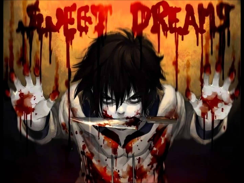 jeff the killer sweet dream