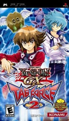 Yu Gi Oh Gx Tag Force 2 Yugioh Game Sales Psp