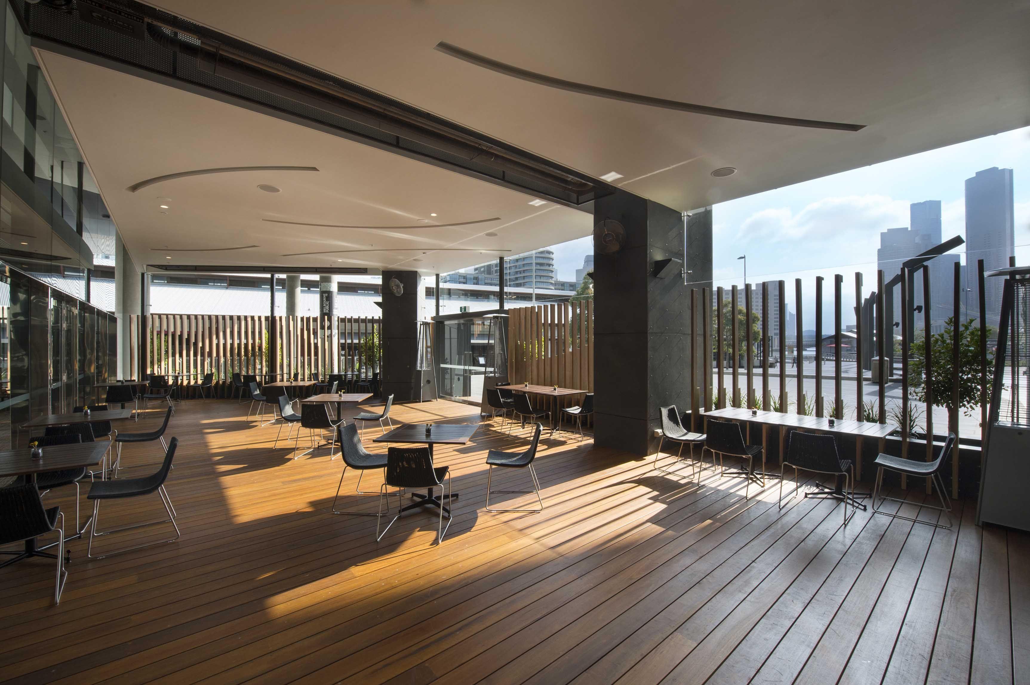 hilton south wharf melbourne hotel interior architect hotel