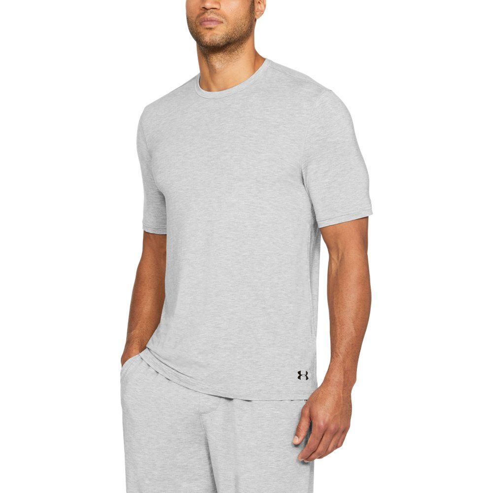 Under Armour Men s Athlete Recovery Sleepwear Short Sleeve ... b1c3442d1