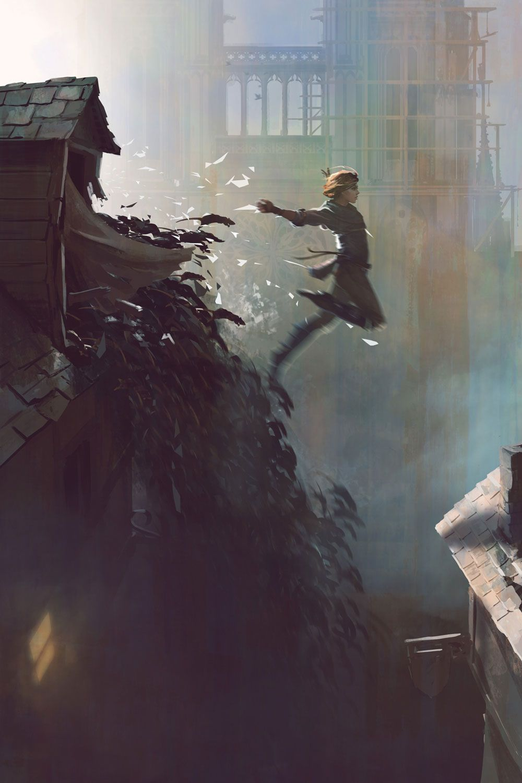 Rat Plague Promo Art from A Plague Tale: Innocence #art #artwork #gaming #videogames #gamer #gameart #conceptart #illustration