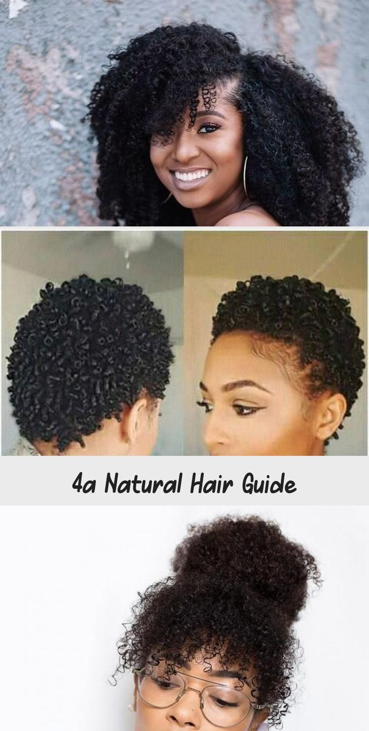 4a Natural Hair Guide Curlyhairwedding Curlyhaircartoon Curlyhairombre Curlyhairhaircuts Loosecurlyhair In 2020 4a Natural Hair Hair Guide Natural Hair Styles