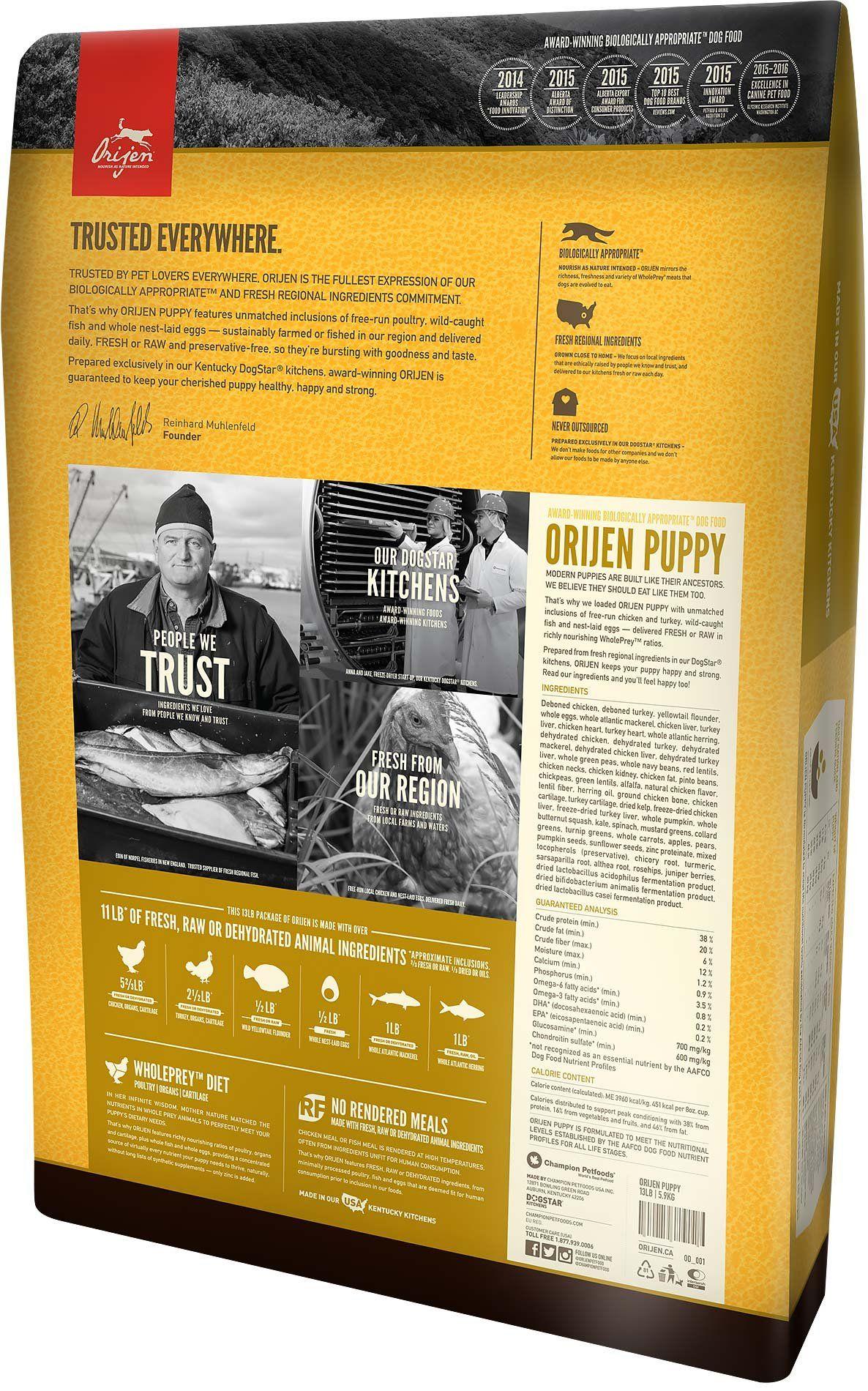 Orijen Puppy Formula 13 Lb You Can Discover Even More