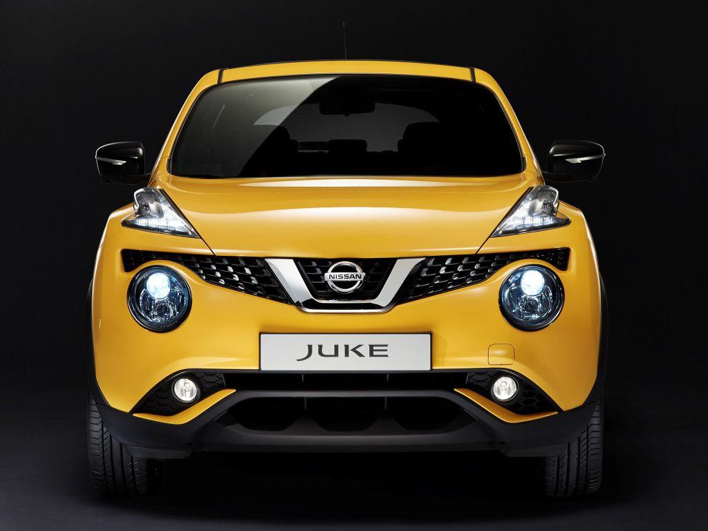 Nissan Juke Yf15 2014
