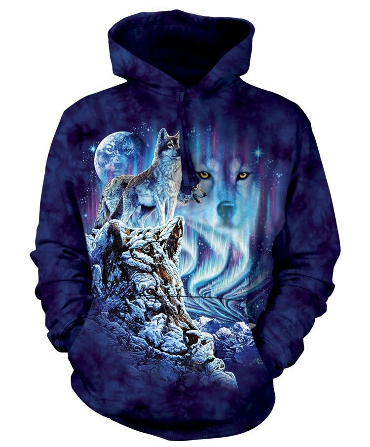 c37bf219 Wolf Hoodie | Find 10 Wolves | clothes | Wolf t shirt, Wolf, Shirts