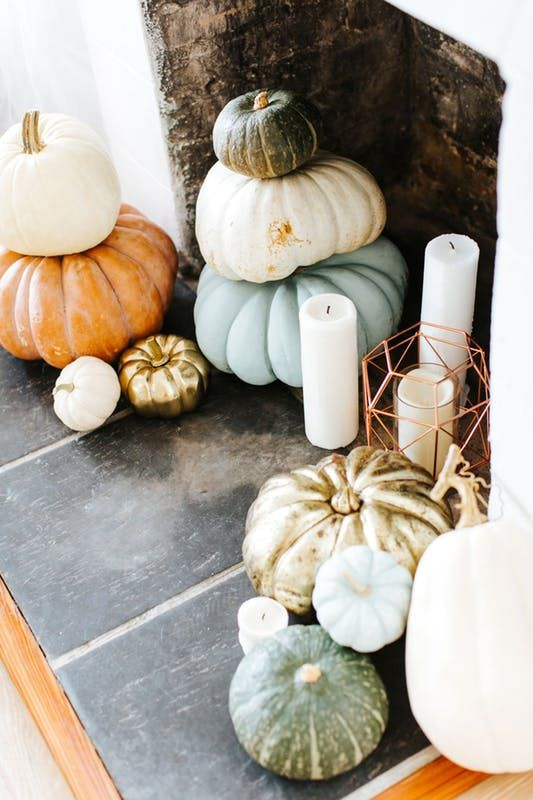Your Halloween Mantel 3 Ways Modern, Glam Goth  Classic Mantels