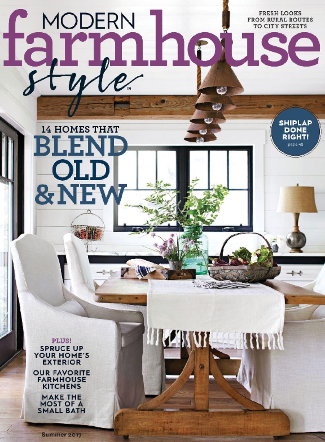 Modern Farmhouse Style Back Issue March 2020 (Digital) in