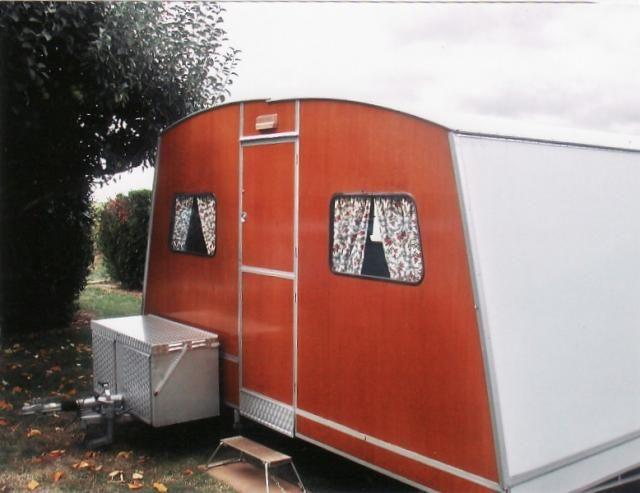 Pin By Robert Caron On Tents For Small Cars Vintage Caravans Retro Caravan Caravans