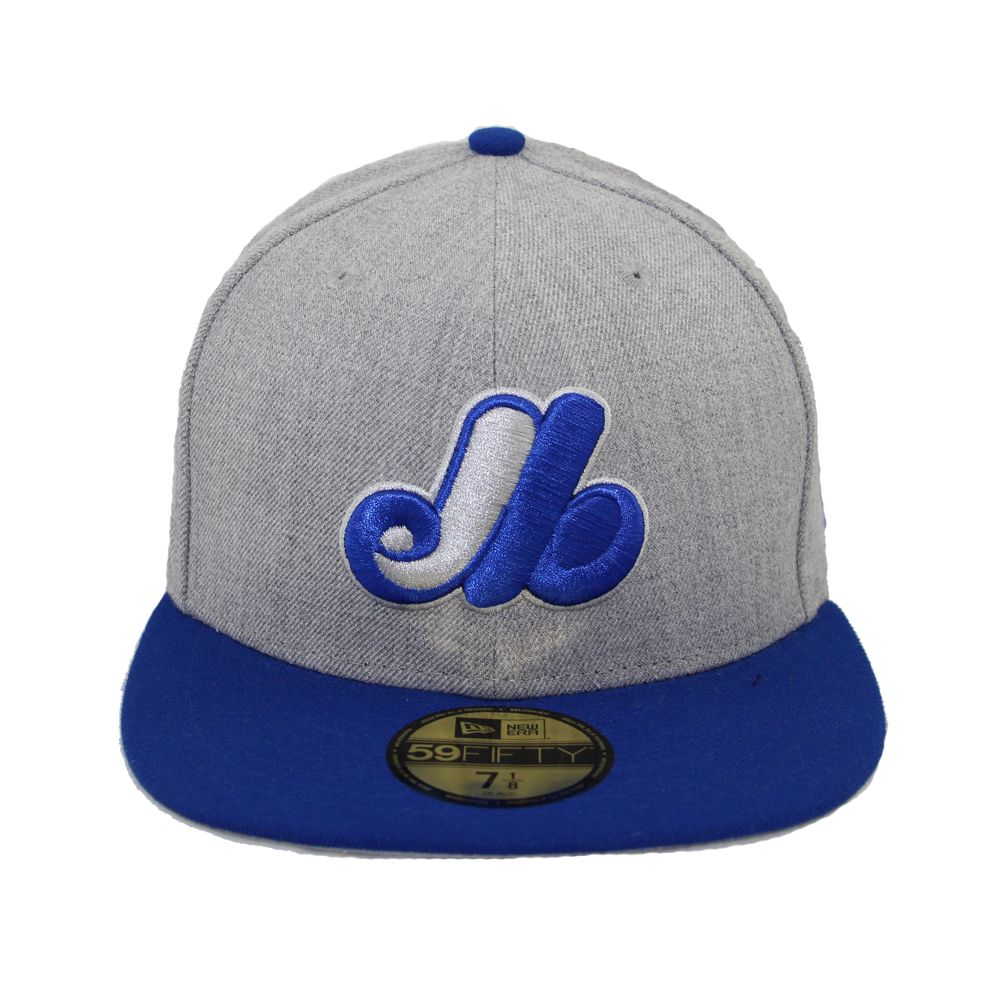 3c090733ad3a7 Gorras Originales New Era Beisbol Monreal Expos 59fifty -   569.00