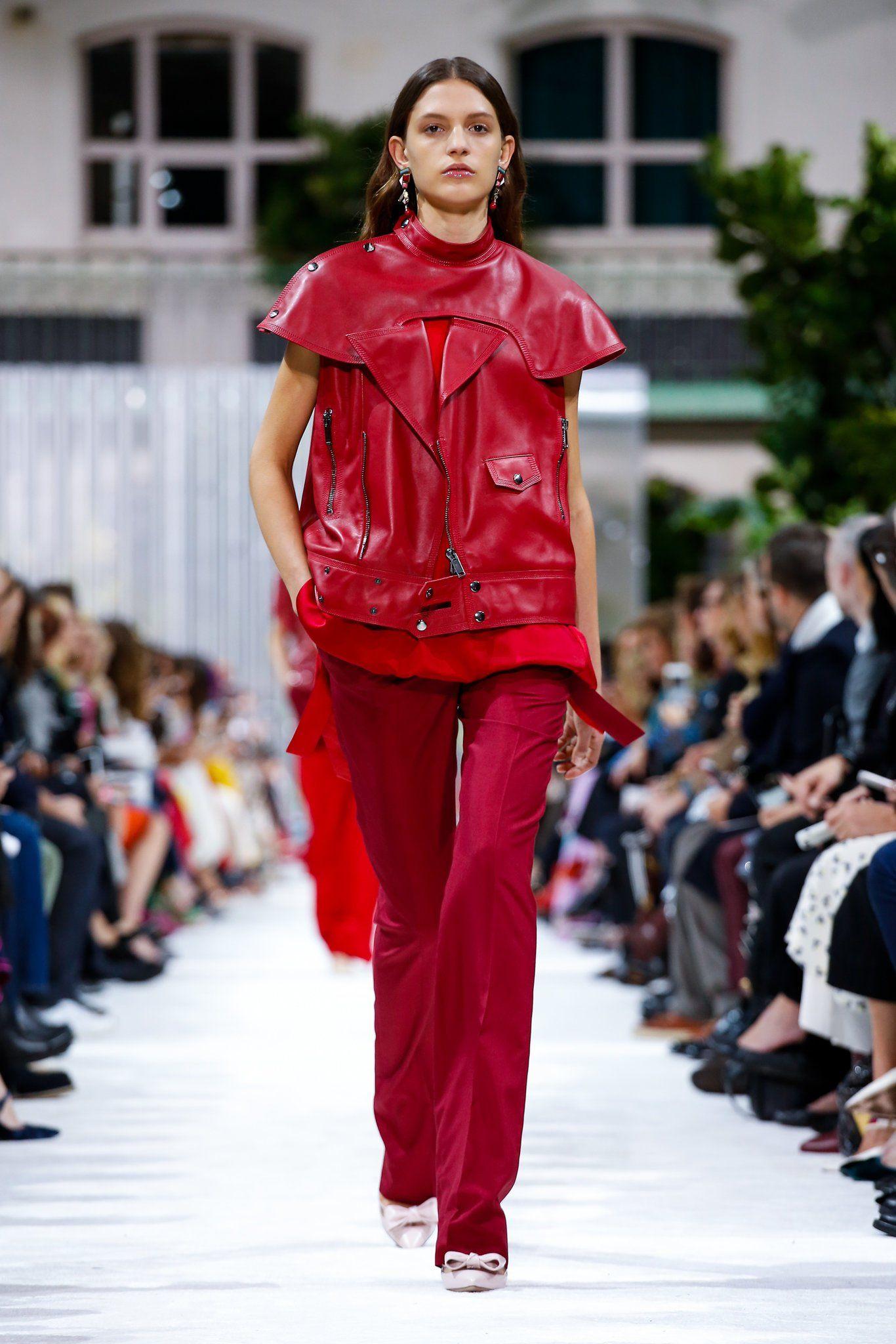 Valentino spring spring and fashion