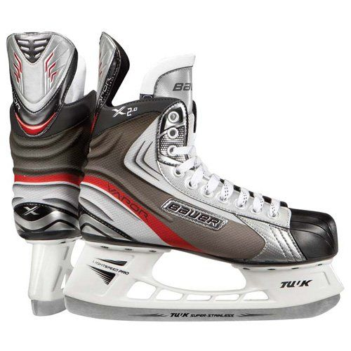 Bauer Vapor X20 Ice Hockey Skates Junior You Can Find Out More Details At The Link Of The Image This Is An Affil Hockey Equipment Nylons Heels Snow Shoes