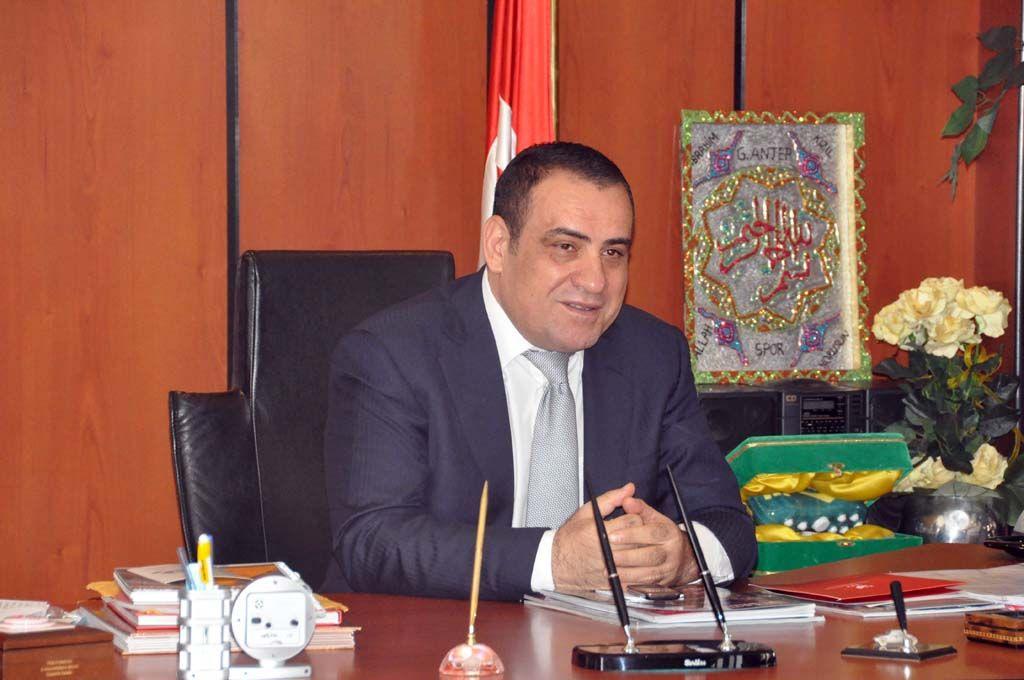 Başkanımız İbrahim KIZIL