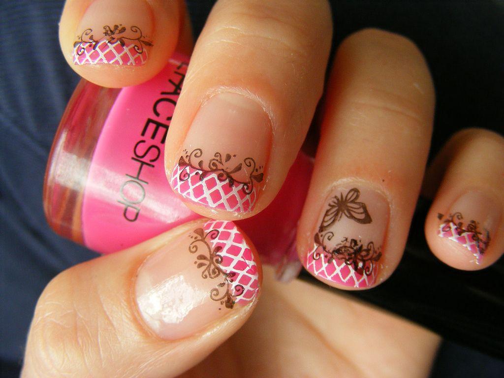 FUN AND FUNKY NAIL ART IDEAS | Nail Art Designs 2012 | nails ...