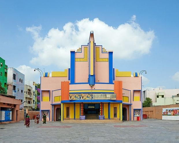 India S Technicolour Picture Palaces In Pictures Madurai And