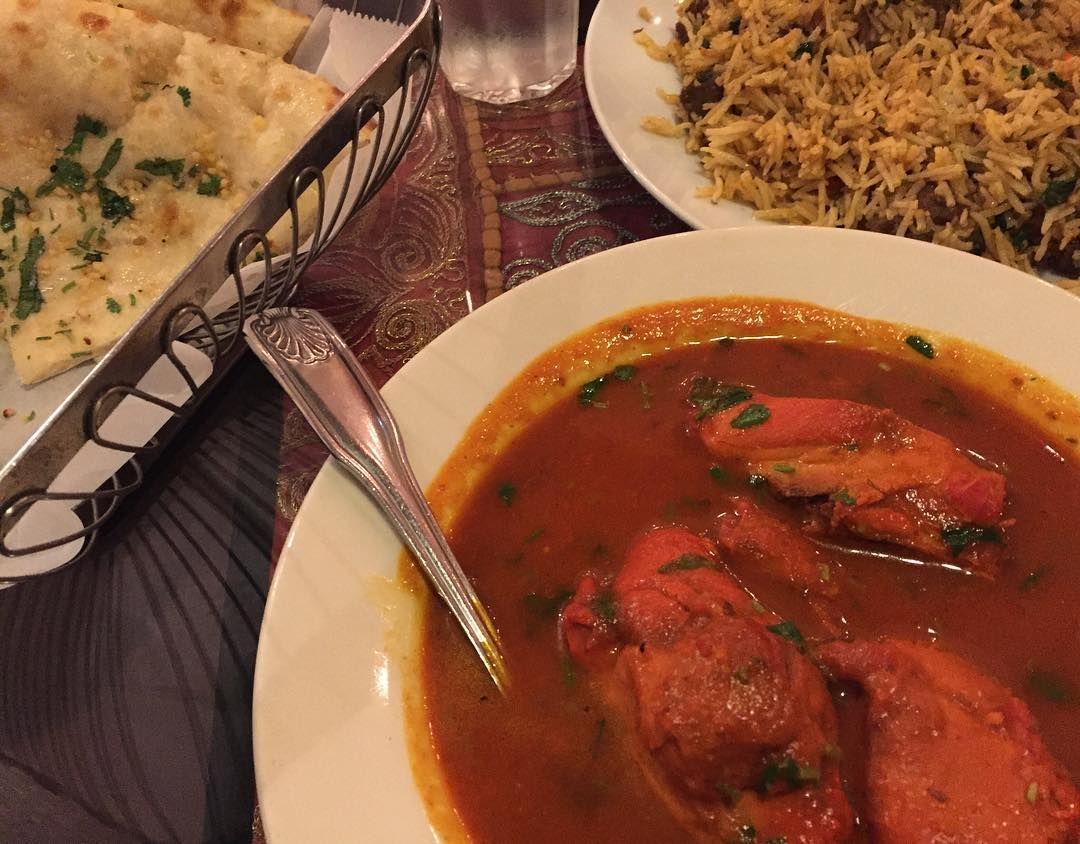 #인도음식#punjabkabab#punjab#갈릭난#양고기#탄두리치킨 맛있어 by ___________rin