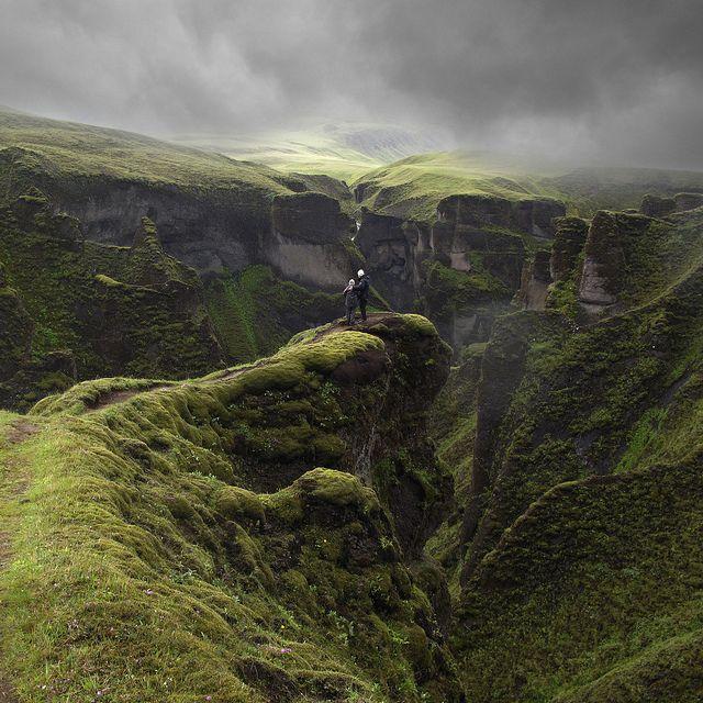 Le Laki - Coeur de l'Islande  Iceland