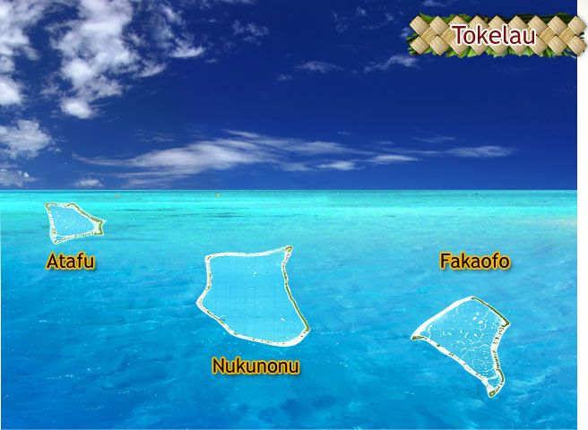 Tokelau Islands TOKELAU ISLANDS Pinterest - Tokelau map